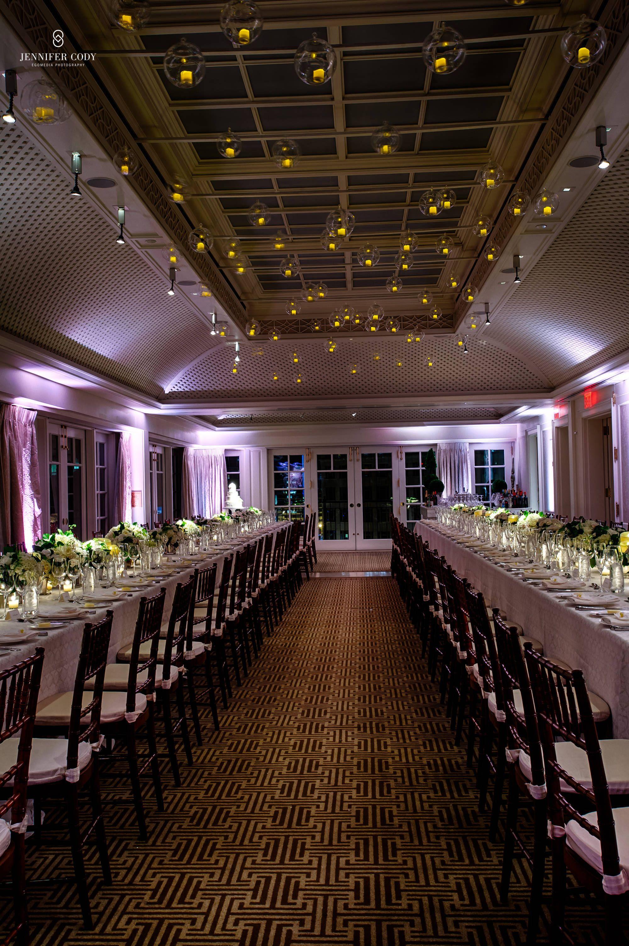 Hay Adams Wedding Top Of The Reception