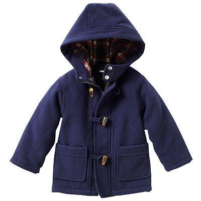 fae89ade9018 Carter s Toggle Coat - Toddler