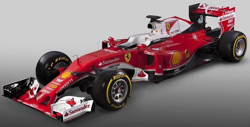 Ferrari F1 2016