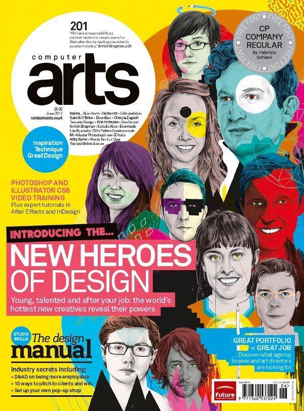for Art decoration magazine