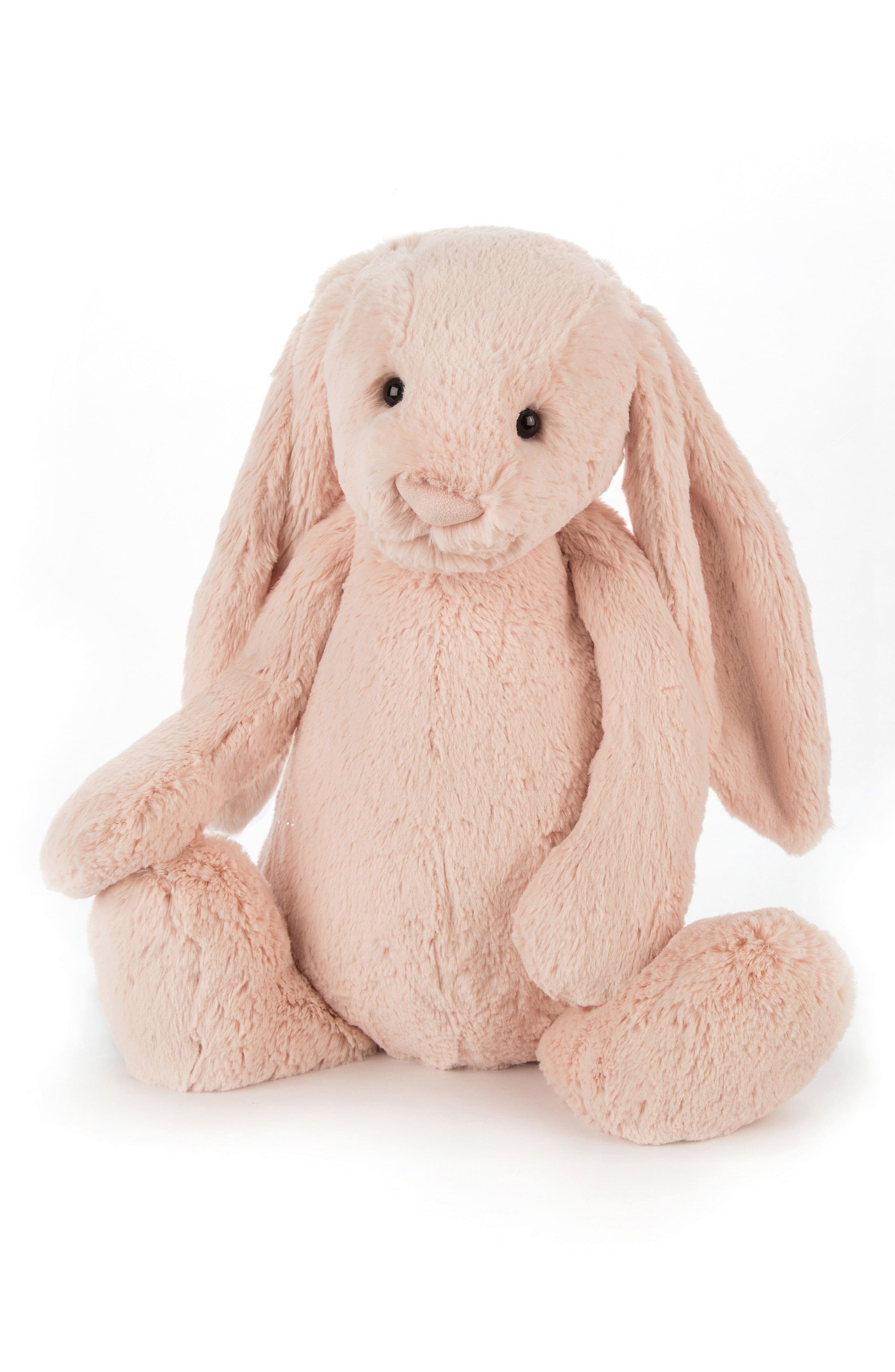 Jellycat Huge Bashful Blush Bunny Stuffed Animal Nordstrom In 2020 Bunny Stuffed Animals Bunny Toys Jellycat