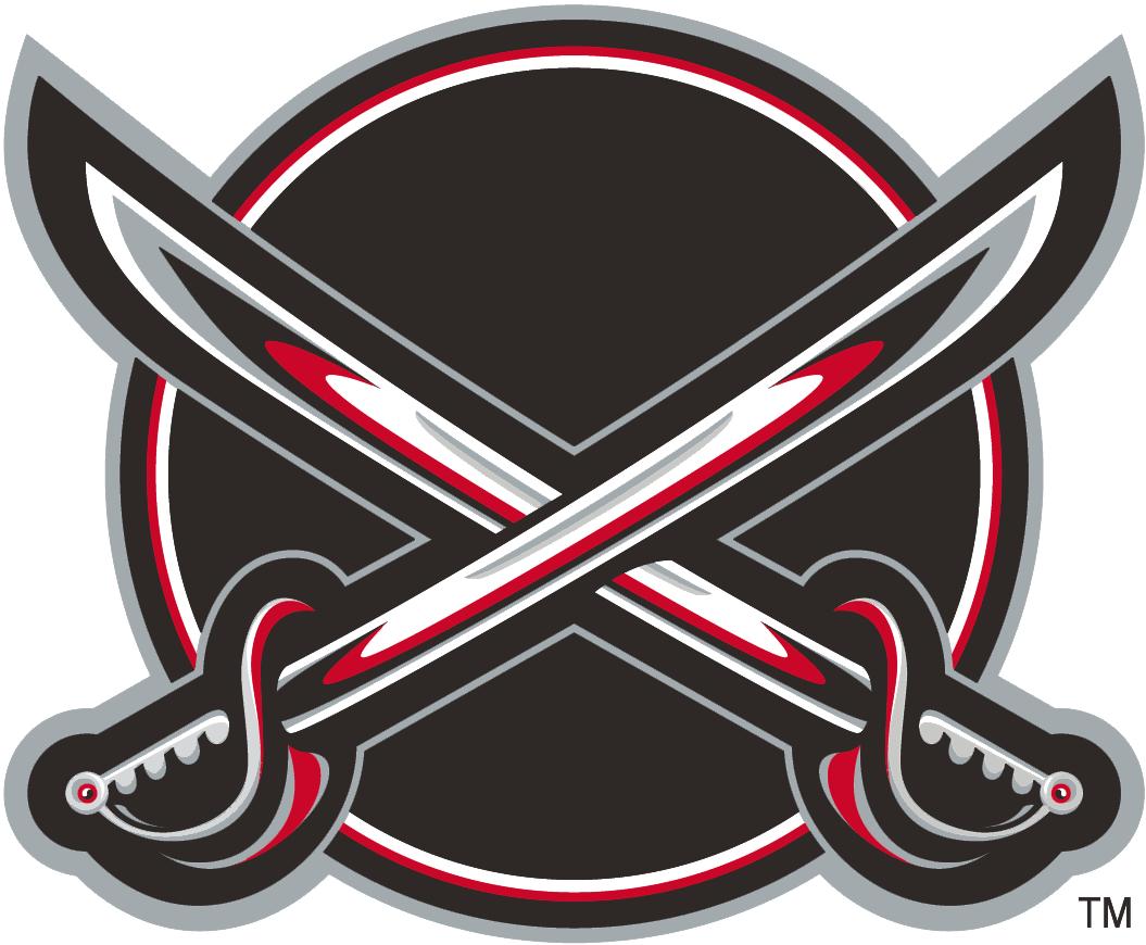 buffalo sabres alternate logo 2001 a black circle with