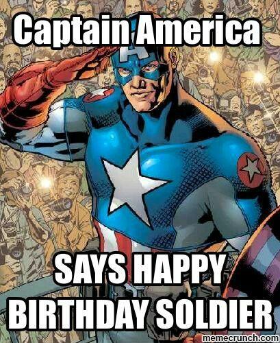 Captain America Birthday Wishes Captain America Comic Books Captain America Captain America Comic