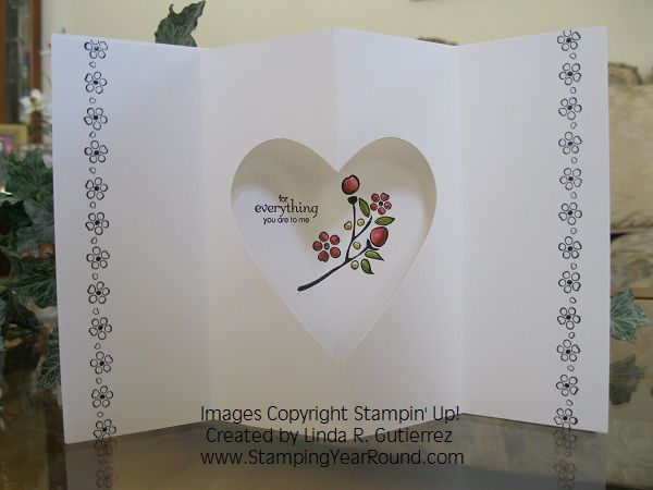 Stamping Year Round Cards Card Tutorials Fun Fold Cards