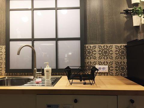 prix carreau ciment credence cuisine - Recherche Google | deco ...