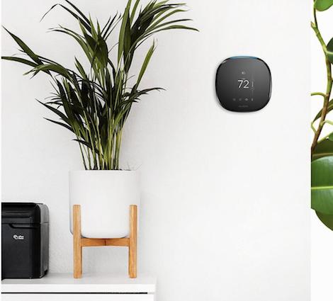 Ecobee Smart home, Home, Ecobee