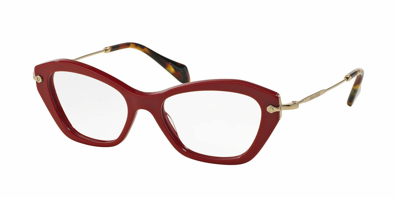5f2f10ba76e9a Miu Miu MU 04LV Eyeglasses   Free Shipping   EYEGLASS FRAMES   Miu ...