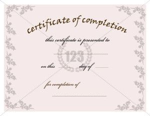 Completion certificate of investigatory of computer science certification of completion template free certificate template free certificate template free certificate template yadclub Images