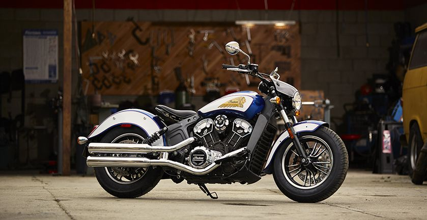Customize Your Indian Scout With Authentic Indian Motorcycle