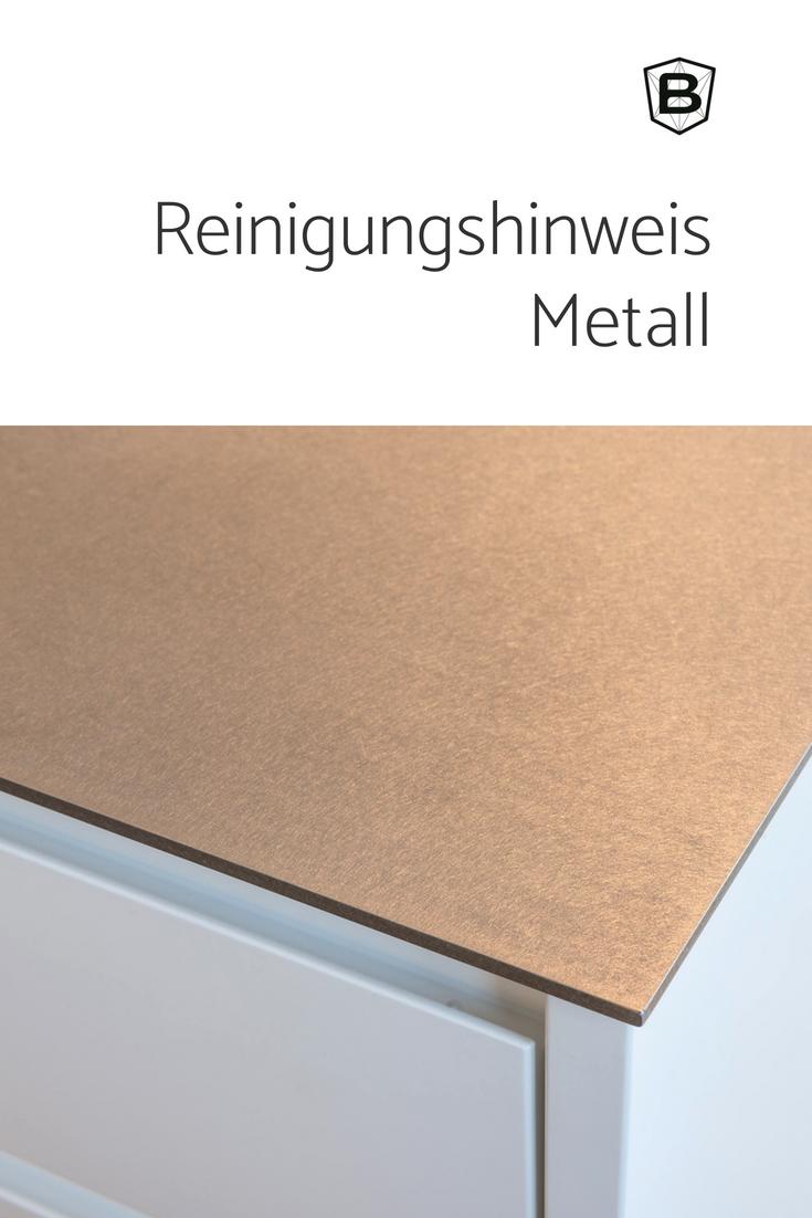 Reinigung Metall Reinigen Metall Reinigungstipps