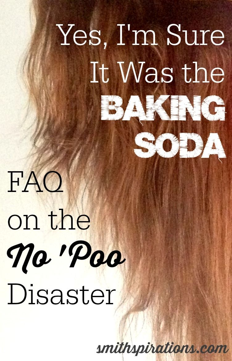 Yes I M Sure It Was The Baking Soda Faq On The No Poo Disaster Baking Soda For Hair Baking Soda Shampoo Baking Soda Shampoo Recipe