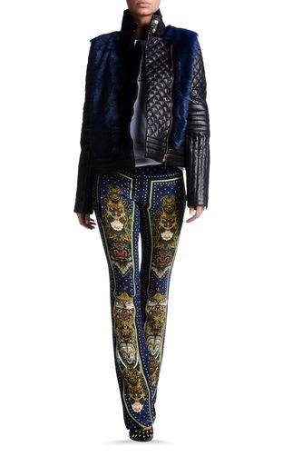 Leather outwear Women - Coats & jackets Women on Just Cavalli Online Store