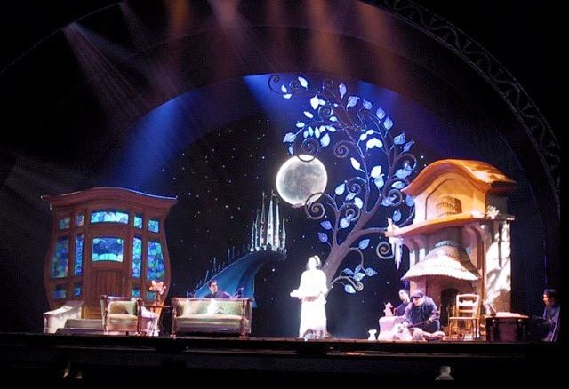 Cinderella Set Design - Bing Images | theatre | Pinterest | Set ...