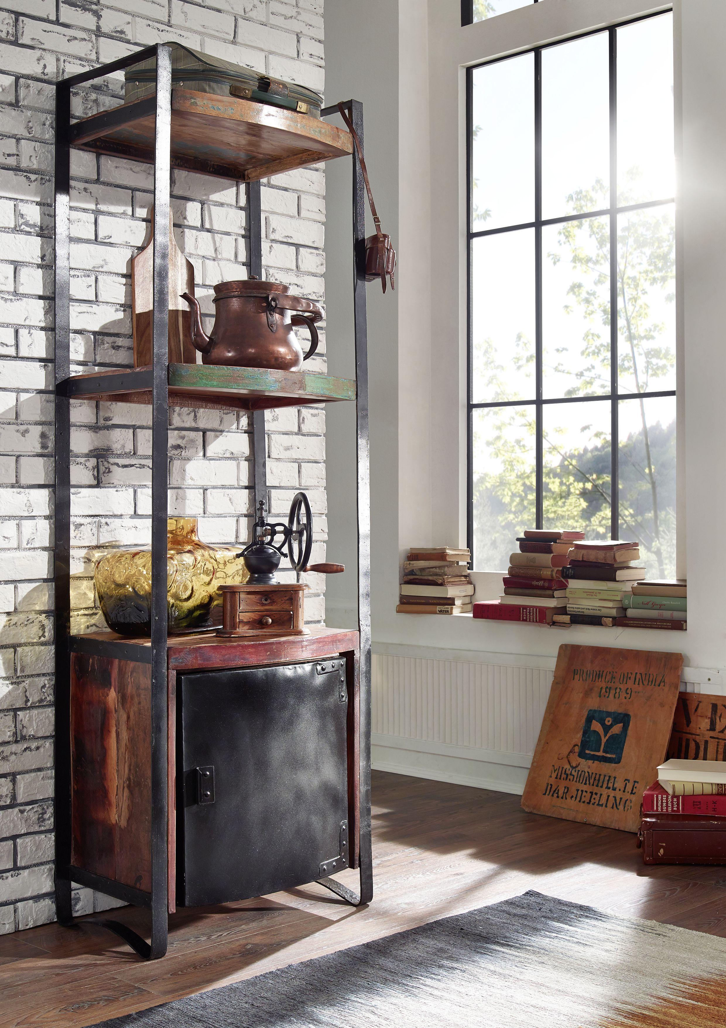 Industrial Möbel versandfrei kaufen  Massivmoebel10  Diy