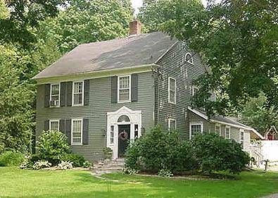 The Architectural Evolution Of An 18th Century Farmhouse Federal