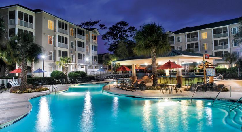 Holiday Inn Club Vacations South Beach Resort Myrtle Beach
