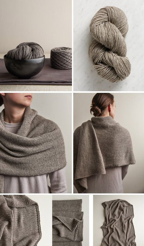 Photo of Wie man Stockinette Stitch & FREE Wrap Pattern für Anfänger strickt – Craft-Mart