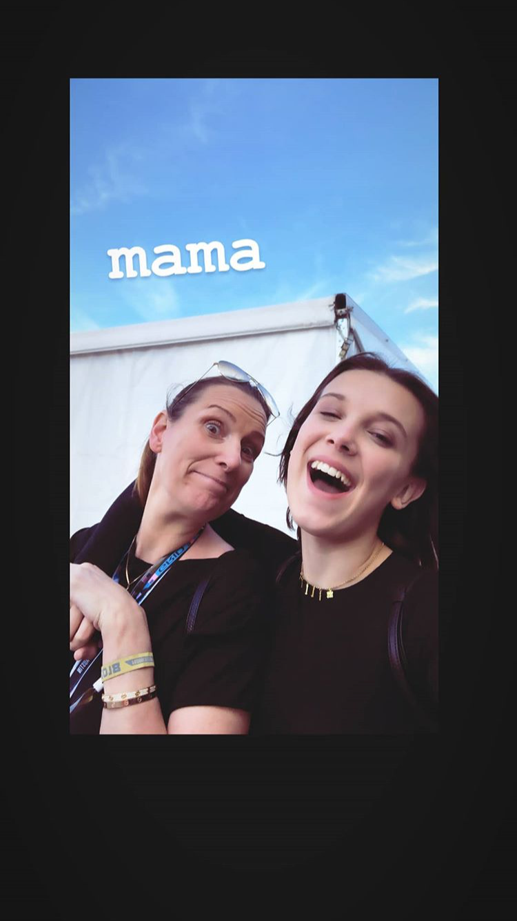 Pin By Ana Luiza On Millie Bobby Brown In 2020 Bobby Brown Millie Bobby Brown Bobby