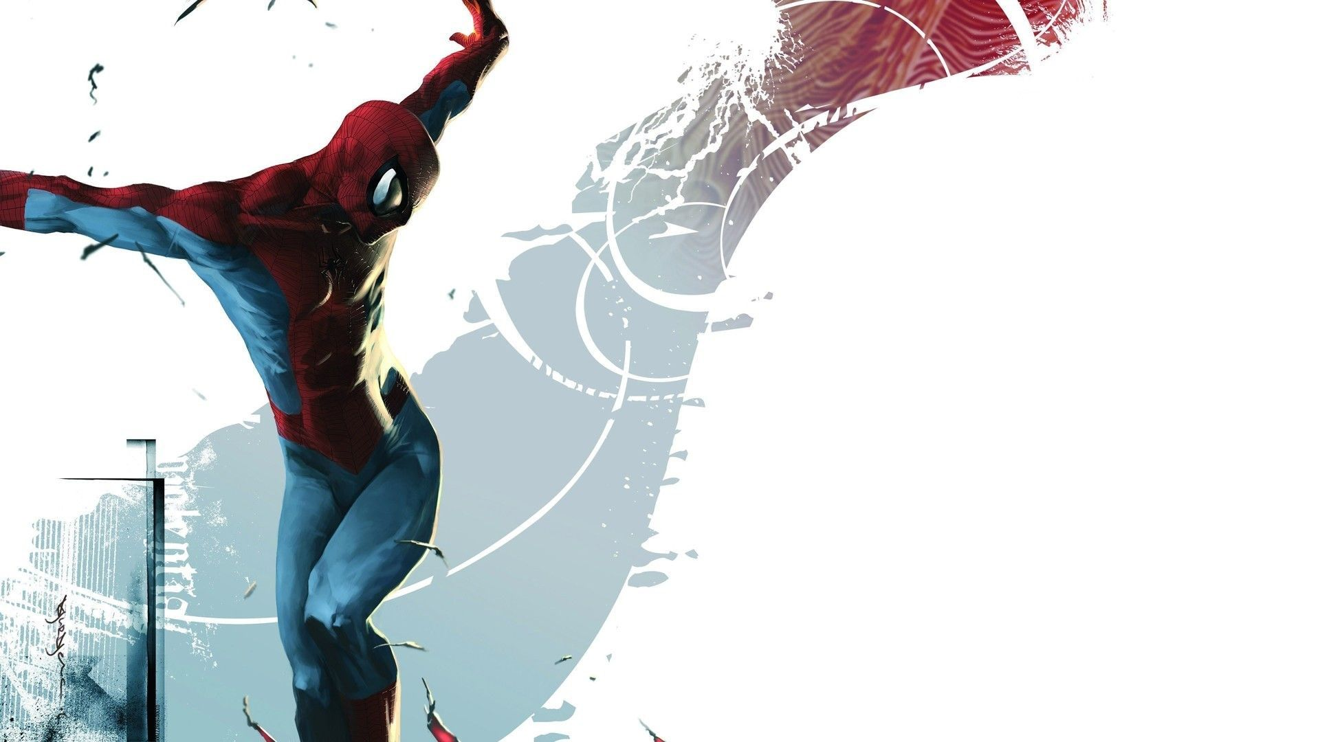 1920x1080 Free Screensaver The Amazing Spider Man Spiderman
