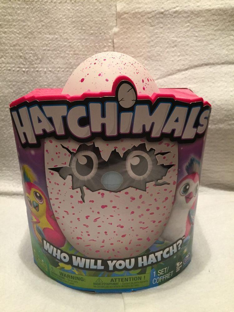 Hatchimals Penguala Hatchable Interactive Toy Surprise Egg