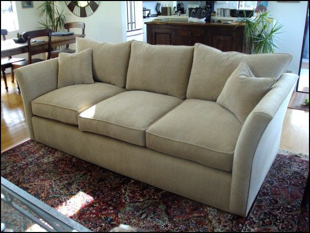 Merveilleux Reupholster Leather Couch