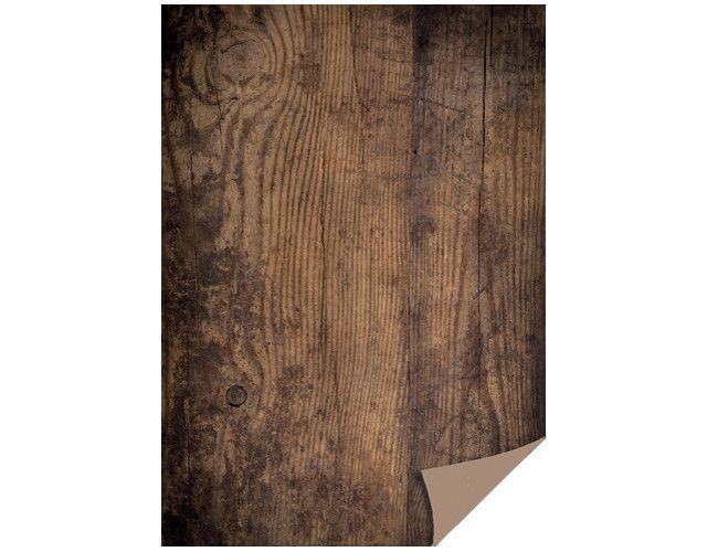 1 Bogen Kartenkarton  24 x 34cm, Holzbrett braun von Zeit für Kreatives auf DaWanda.com