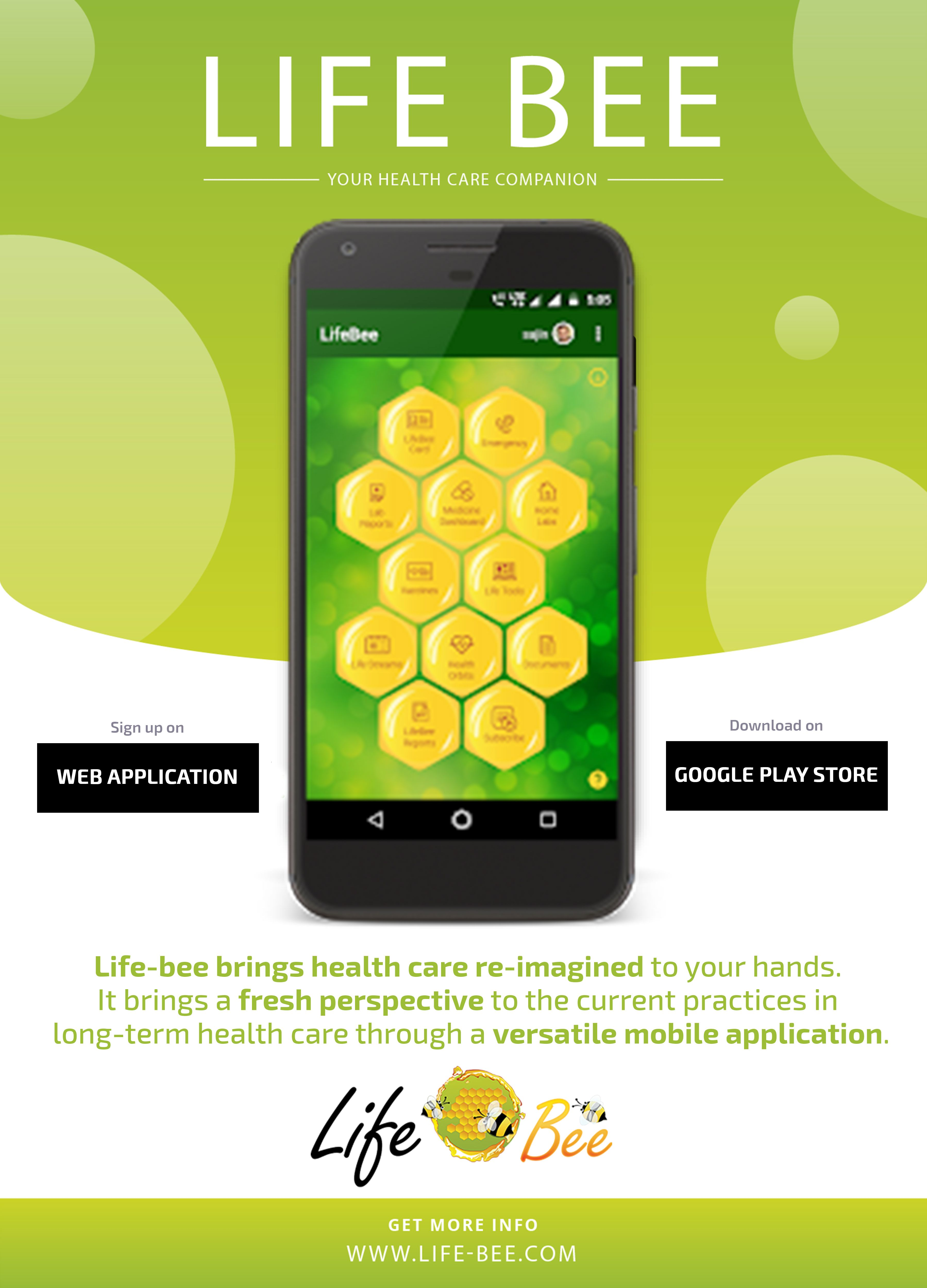Pin on Life Bee App