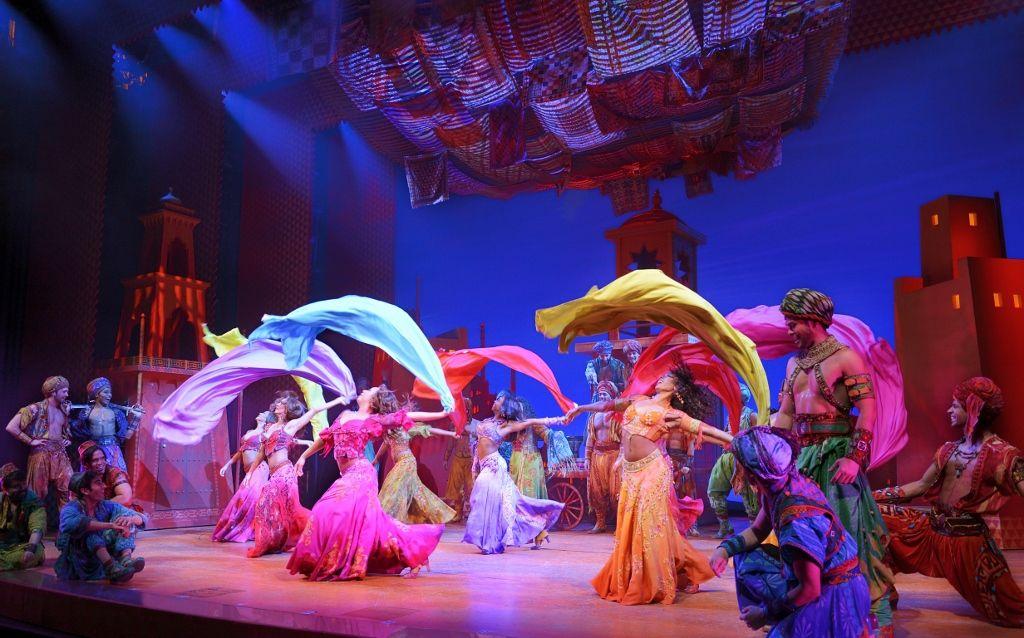 Aladdin Premieres on Broadway Tonight | LaughingPlace.com