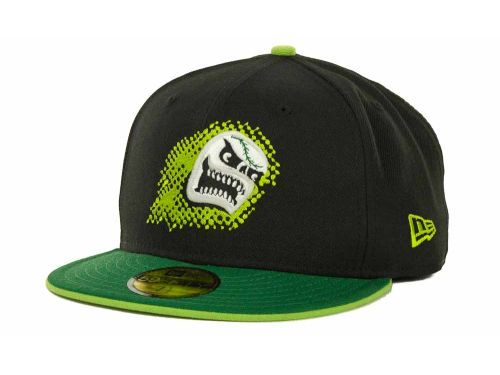 ad7a6863dc5 Casper Ghosts New Era MiLB Customs 59FIFTY Cap Hats