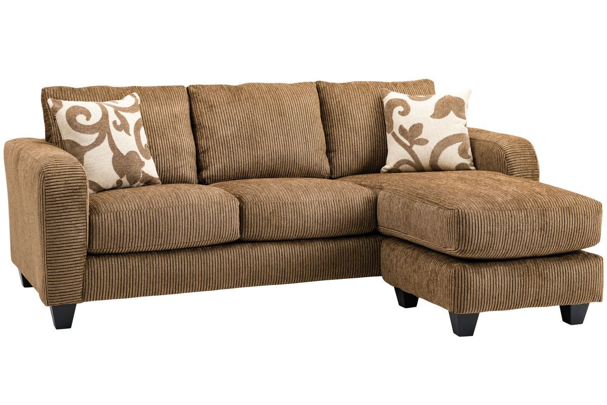 Banner Chocolate Sofa With Chaise From Gardner White Furniture White Furniture Furniture Chocolate Sofa