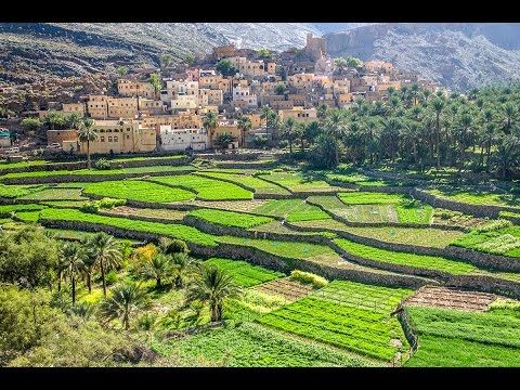 The Crazy Road From Al Hamra To Al Rustaq In Oman Beautiful Villages World Heritage Sites Oman
