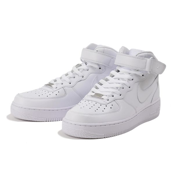 NIKE AIR FORCE 1 MID 【送料無料】 【315123-111-WHITE】