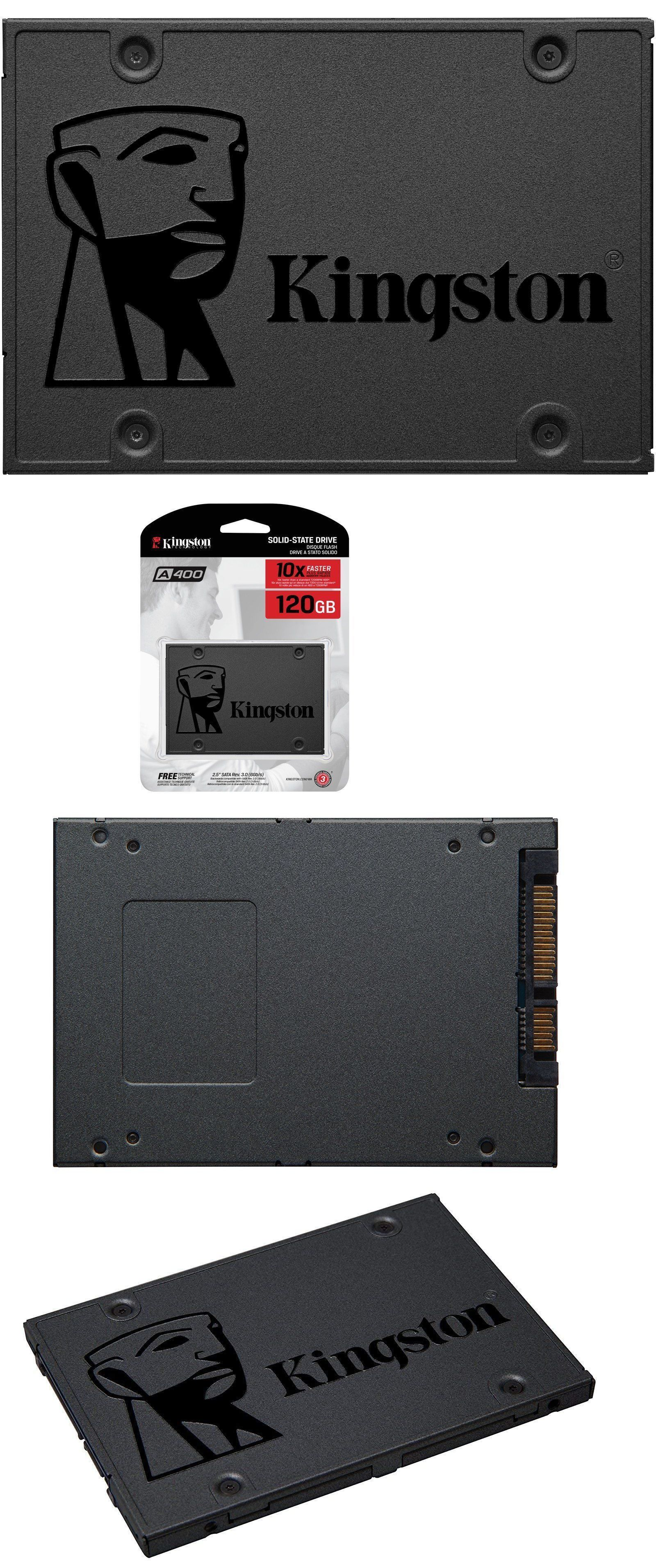 Solid State Drives 175669 120gb Kingston A400 Ssd Sata Iii 2 5 Internal Solid State Drive Sa400s37 120gb Buy It Now Only 28 49 On Eb Driving Ebay Solid