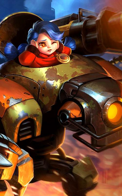 Jawhead Mobile Legends Mobile Wallpaper Mobile Legends Mobile Legend Wallpaper The Legend
