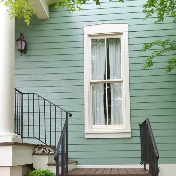 Mint Green Home Beautiful Colour