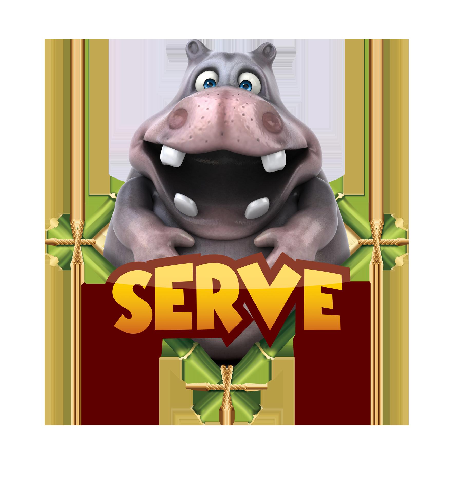 serve_icon.png 1,768×1,882 pixels Festa safari, Festa