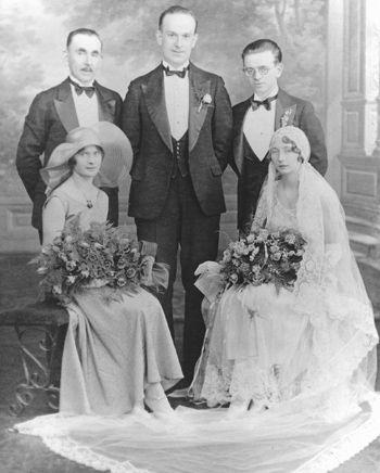 Wickham Mckiernan Wedding 1930 Vintage Wedding Wedding