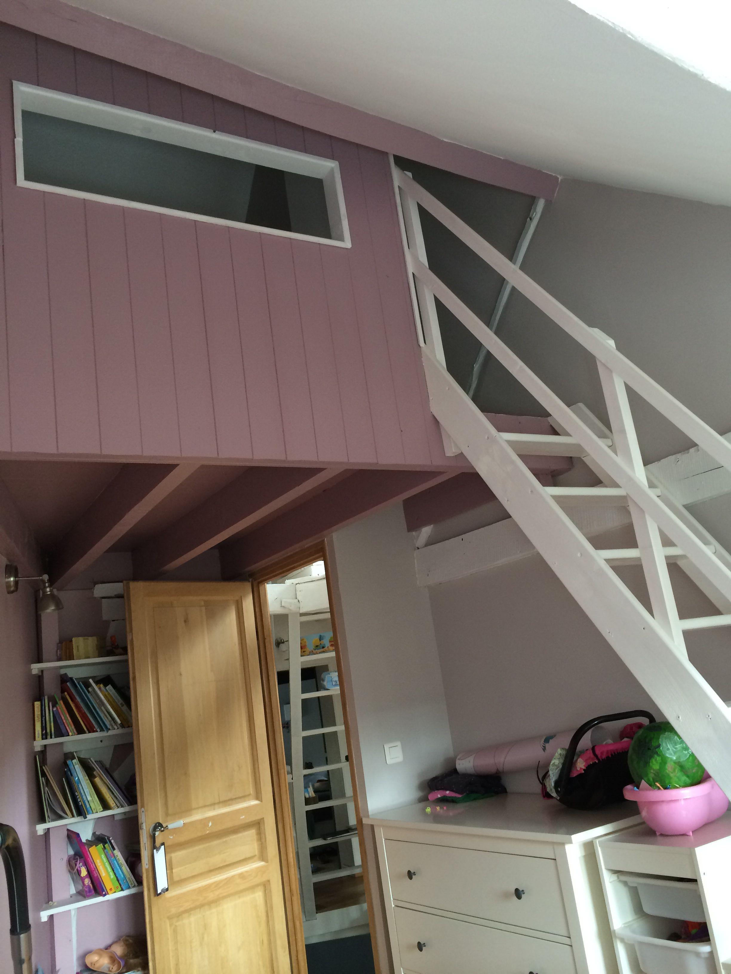Cabane chambre enfant bedroom Pinterest