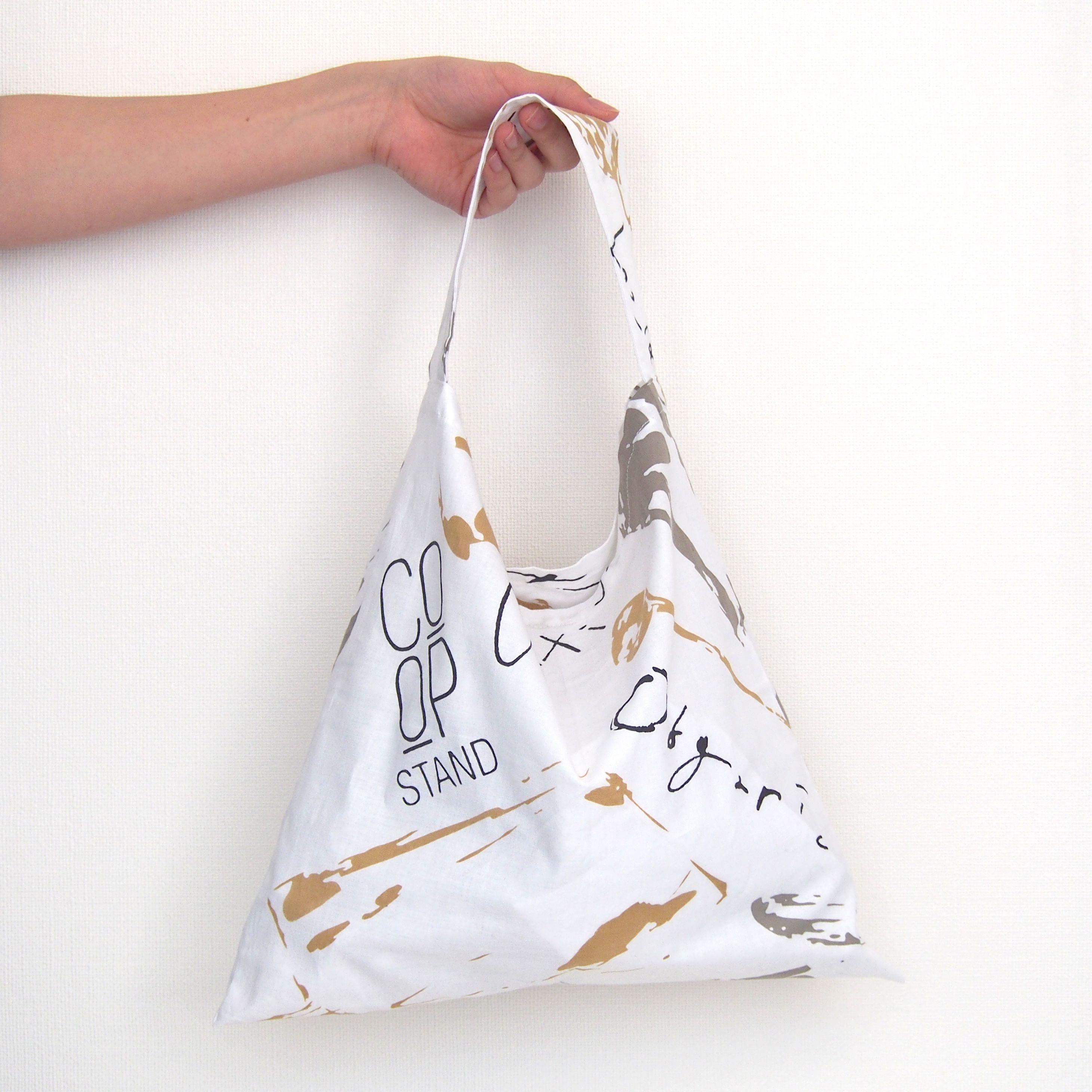 5,000円(税抜)以上のお買い上げで、てぬぐいバッグプレゼント   COOP STAND   ショップニュース 東急プラザ銀座   東急プラザ