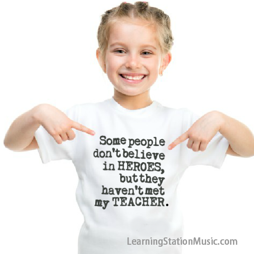 Thoughts And Guidelines For Preparing Teachers For School: We Thought This Would Be The Perfect T-shirt For Students