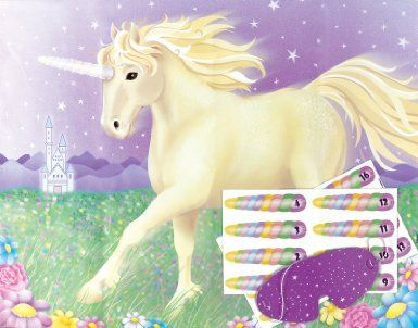 Amazon.com: Unicorn Party Game Party Supplies: Toys & Games