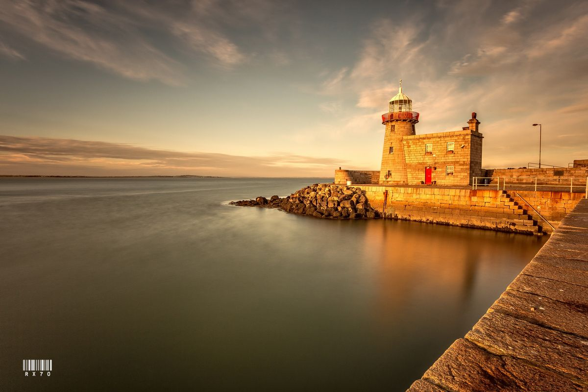Fotograf Howth Harbour Lighthouse von Richard  auf 500px