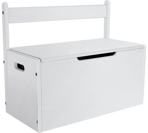 Buy Argos Home Scandinavia White Extra Large Toy Box Toy Boxes Kids Toy Boxes Toy Boxes White Toy Box