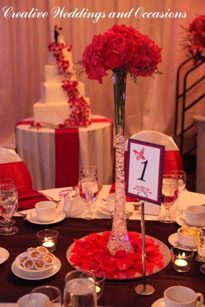 Eiffel Tower Wedding Centerpieces Ideas Choice Image - Wedding ...