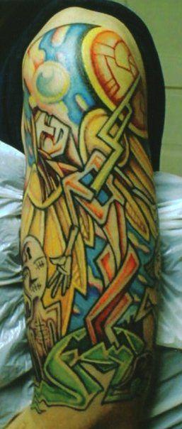 Tattoo by Brendan