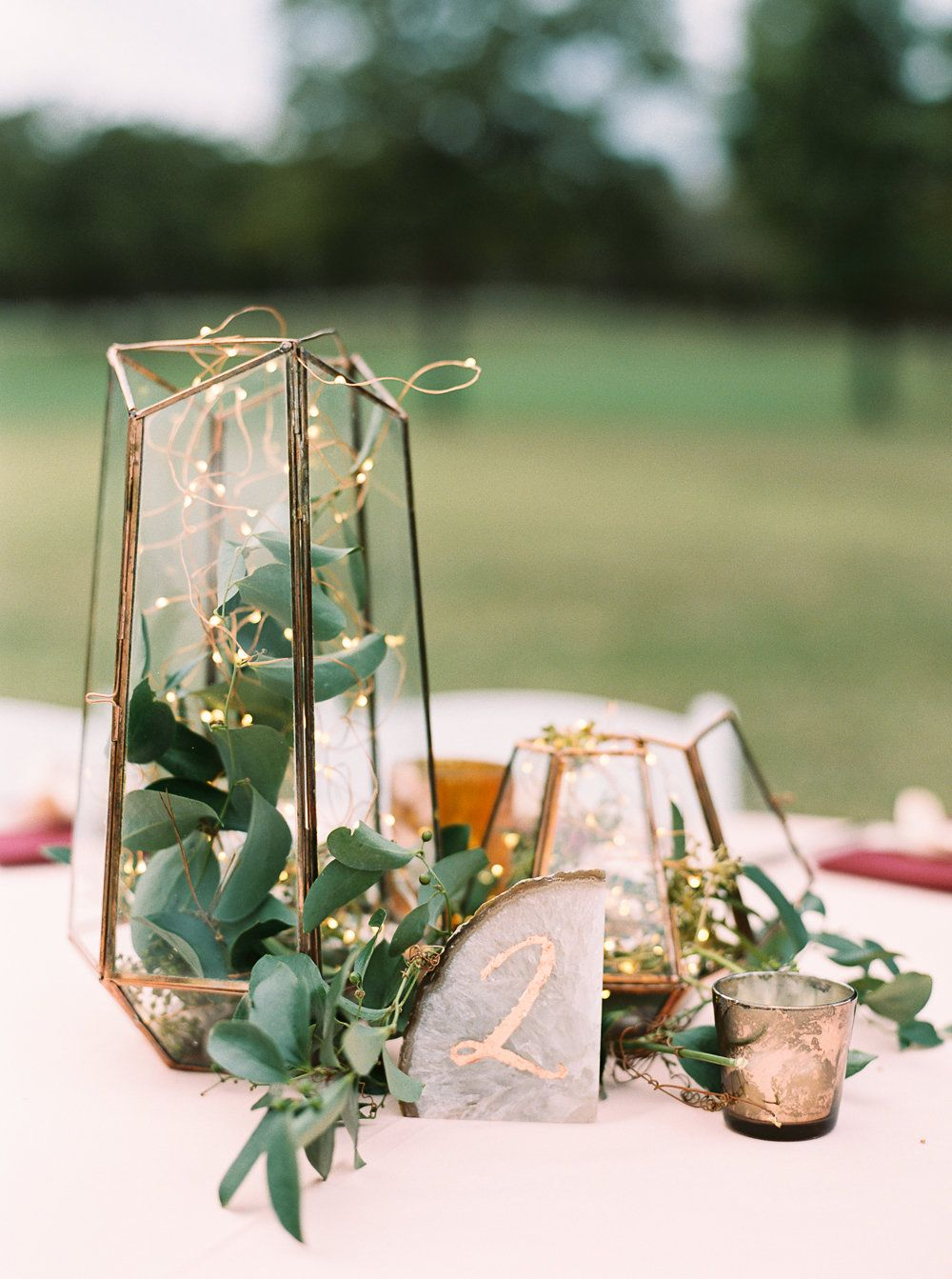 Picture perfect november completely outdoor wedding at the grove
