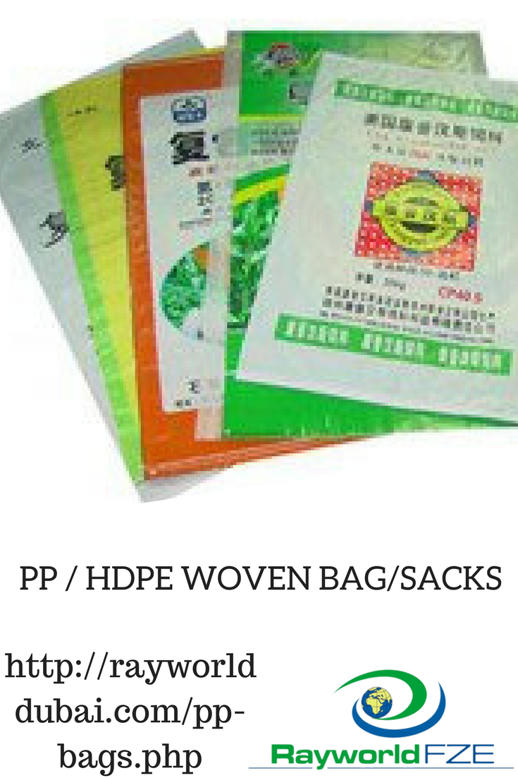 Rayworld Dubai Exports In Pp Hdpe Bags Sacks Across The World This Bags Are Used In Various In Ways In Different Industries From C Woven Bag Sack Bag Woven