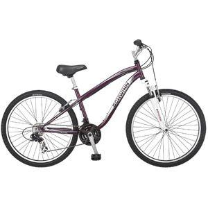 "Silver 26/"" Bicycle Outdoor Sports Exer Schwinn Sidewinder Women/'s Mountain Bike"