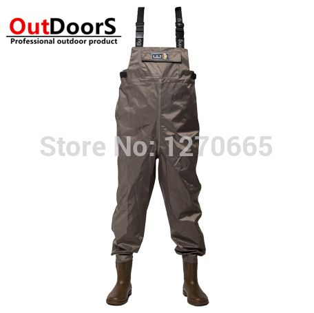 Shipping free waders for fishing chest waders waterproof for Lightweight fishing pants