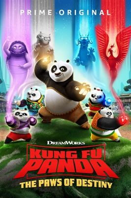 Kung Fu Panda The Paws Of Destiny Poster Id 1585729 Panda Movies Kung Fu Panda Kung Fu Panda 3